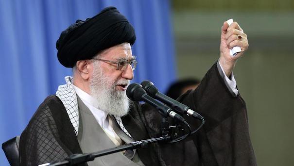 Mohammed-Karikaturen: Khamenei spricht junge Franzosen an