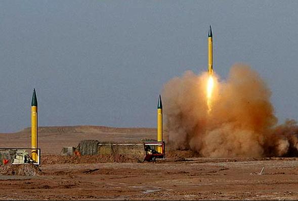 Irans Raketenprogramm ist derzeit einer der wichtigsten Streitpunkte zwischen der Islamischen Republik und den USA!