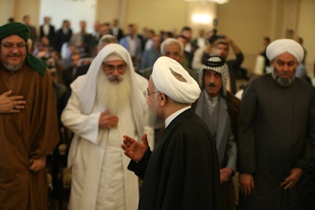 Irans Minderheiten und Rouhani