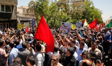 Al-Quds-Marsch, Iran, Quds-Tag Iran,