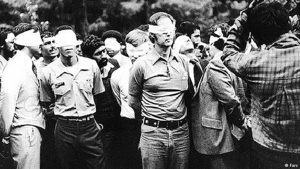 Die Geiselnahme in Teheran kurz nach der Revolution war der Beginn einer Reihe von Sanktionen gegen den Iran!