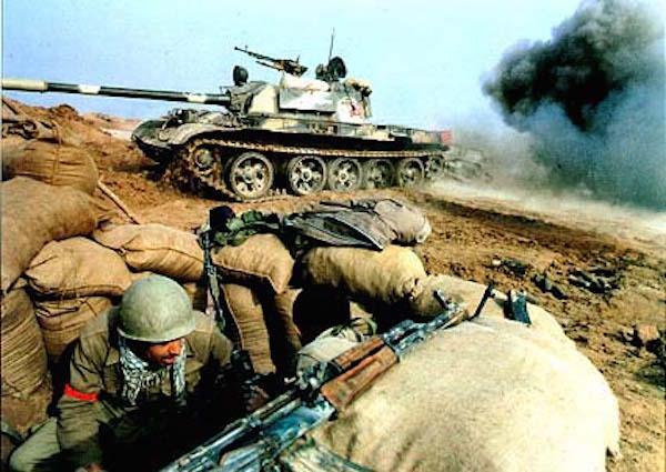 Der Iran-Irak-Krieg hat mehr 500.000 Tote hinterlassen!