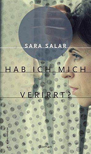 """Buchcover: """"Hab ich mich verirrt?"""", von Sarah Salar"""