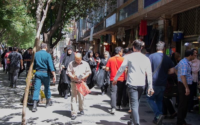Finanzhilfen für 60 Millionen Iraner*innen