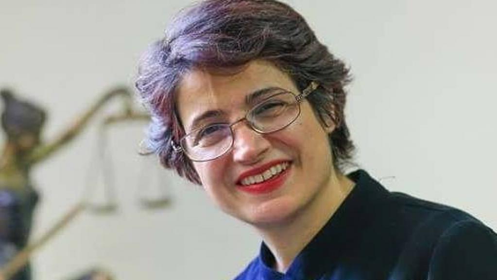 Menschenrechtsaktivistin Nasrin Sotoudeh