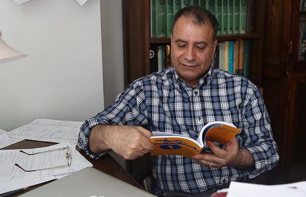 Im Iran schreiben, in Deutschland veröffentlichen