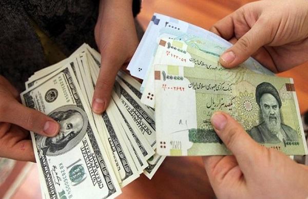 Iranische Währung im Rekordtief, Rouhani, Dollar, Toman, Sanktionen