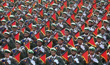 Revolutionsgarde, Iran, Forschungszentrum im Westen von Teheran, Brand