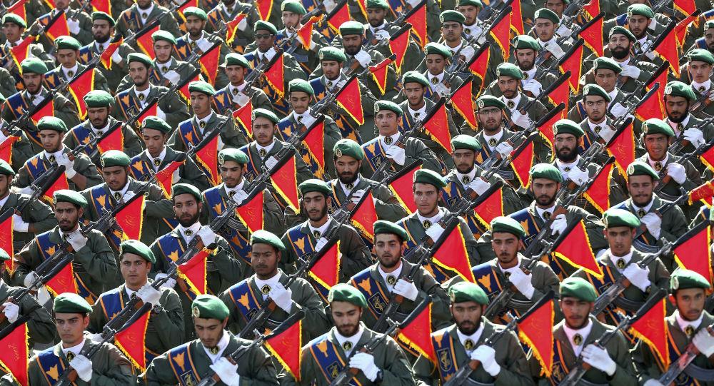 Brand in Forschungszentrum der iranischen Revolutionsgarde