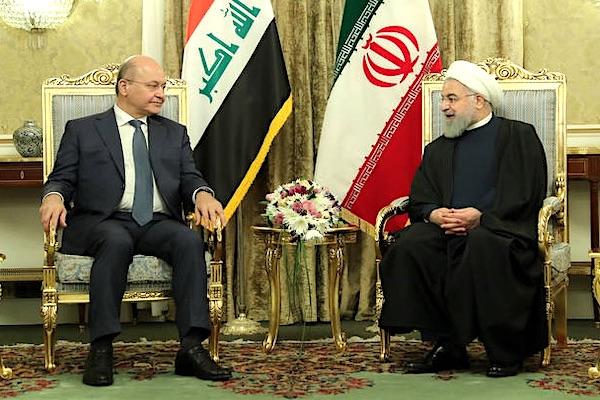 Irak – letzter Dominostein des Drucks auf den Iran?