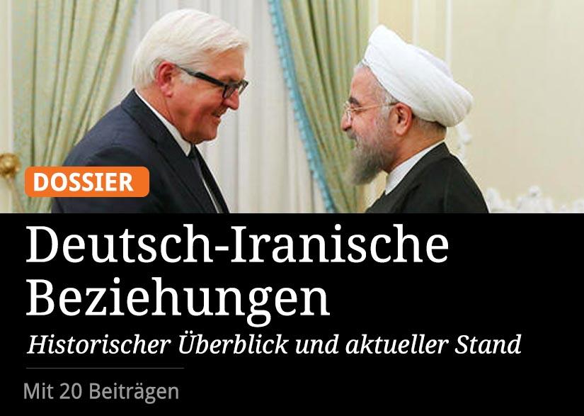 Deutsch-iranische Beziehungen