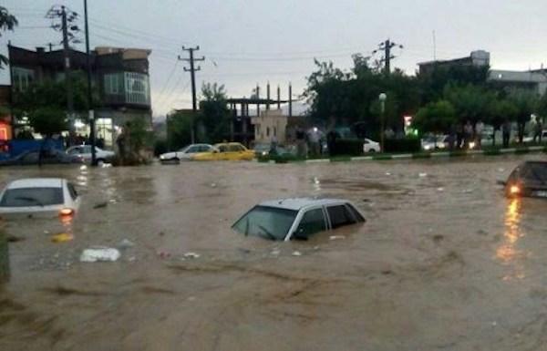 Wieder schwere Überschwemmungen im Iran