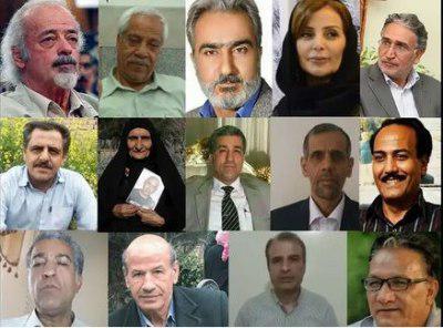 Lange Haftstrafen für Khamenei-Kritiker*innen