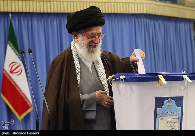 Khameneis Wahl