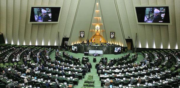 Iran Parlament, Präsidentschaftswahlen, Doppelstaatler, Präsident, IAEO-Zusatzprotokoll, Rohani, Atomprogramm, Raketenprogramm,