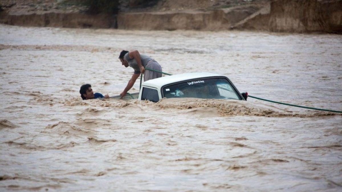 Mindestens elf Tote bei Überschwemmungen