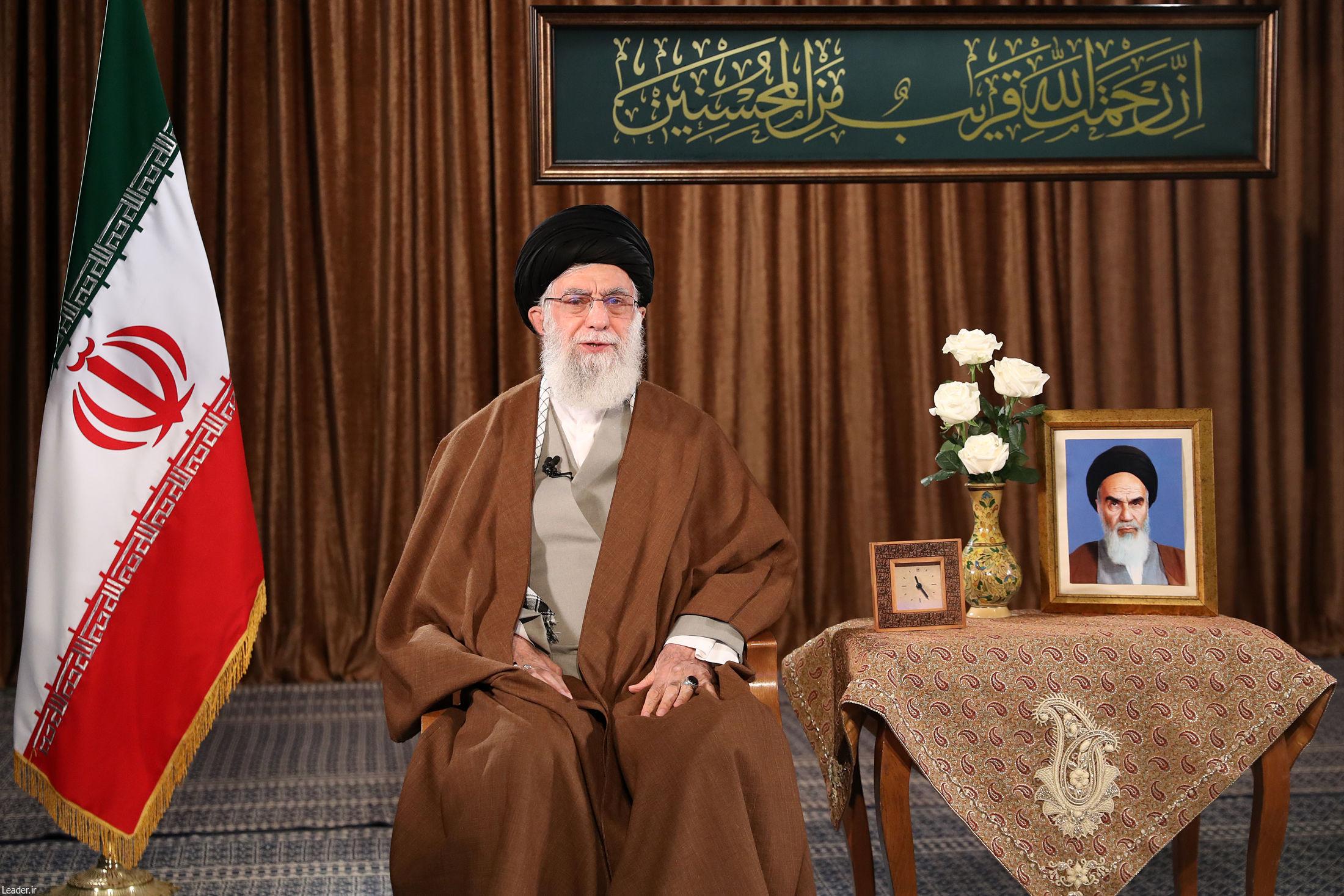 Khamenei macht USA für Coronavirus verantwortlich