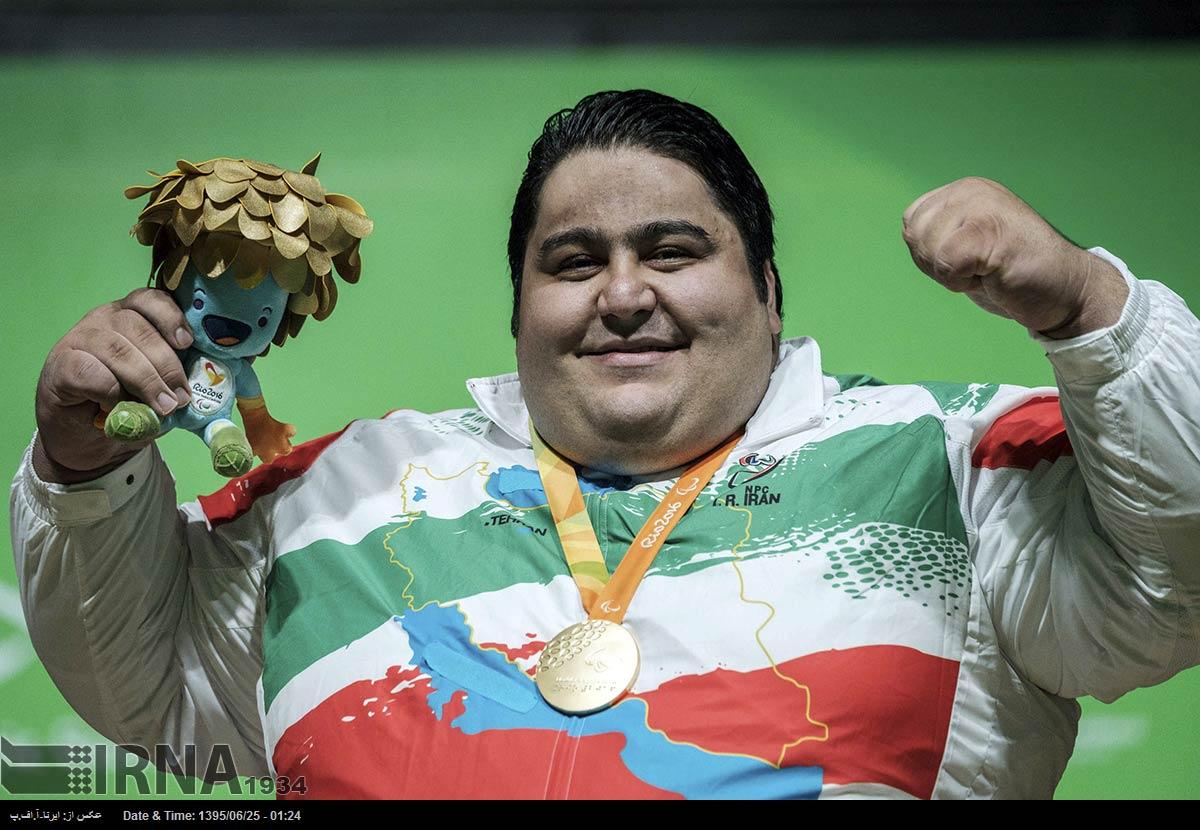 Stärkster Paralympianer der Welt stirbt mit 31 Jahren