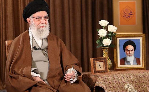 Irans Staatsoberhaupt Ali Khamenei
