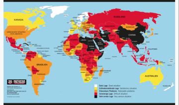 Reporter ohne Grenzen kritisiert Aufforderungen zur Reue, Revolutionsgarde, Meinungsfreiheit, Festnahme, Journalist, Aktivist, Iran