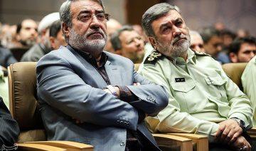 USA sanktionieren iranischen Innenminister und Polizeichef Unruhen vom November 2019