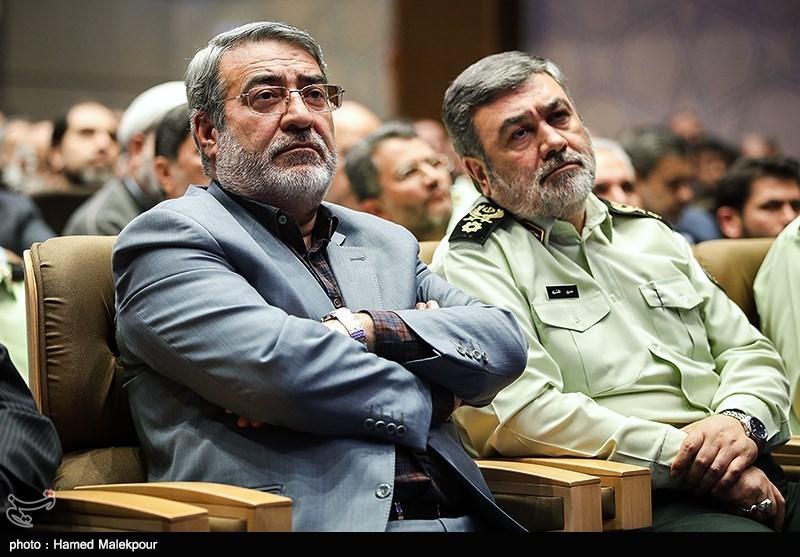 USA sanktionieren iranischen Innenminister und Polizeichef