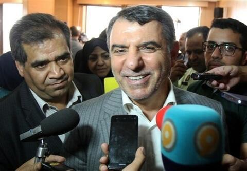 Ex-Chefs der Organisation für die Durchführung der Privatisierung, Pouri Hosseini, gilt als enger Vertraute von Präsident Rouhani!