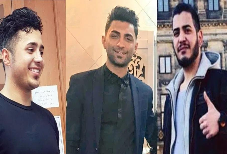 Hashtag gegen Hinrichtung wird zum weltweiten Trend, Hinrichtung, Amirhossein Moradi, Saeed Tamdjidi und Mohammad Radjabi