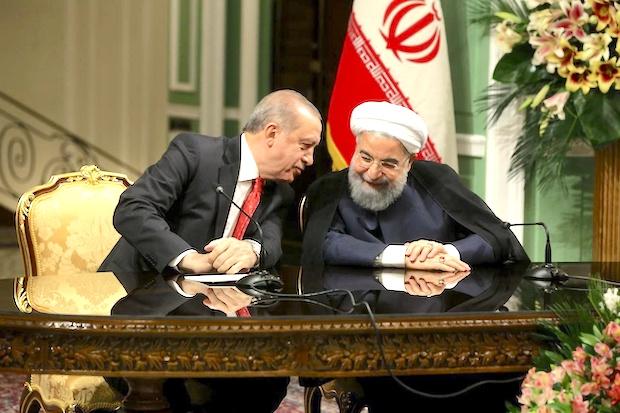 Von der Bedeutung des iranisch-türkischen Flirts