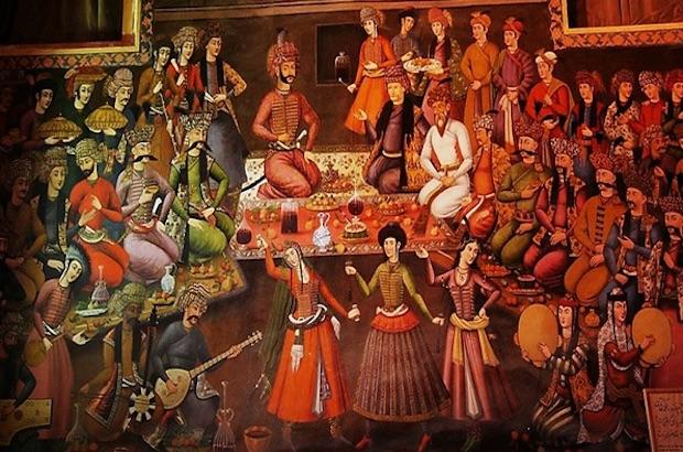 Performanz von Kultur, Religion und Körper im Iran