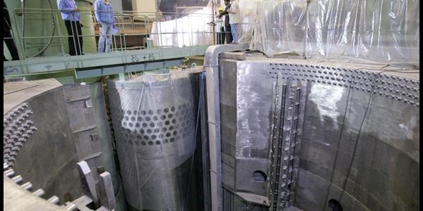 Die Atomanlage in Natanz - Foto: otaghkhabar24.com