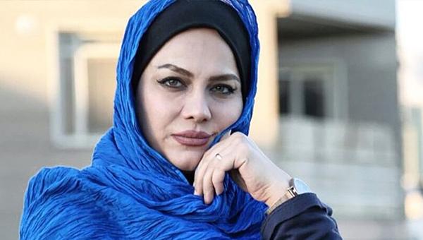 Narges Abyar wird wegen ihrer Nähe zu den Machthabern im Iran scharf kritisiert!