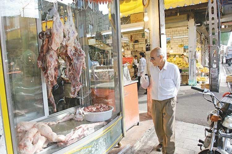 Durch die verbreitete Armut können viele Iraner sich kein Fleisch mehr leisten!