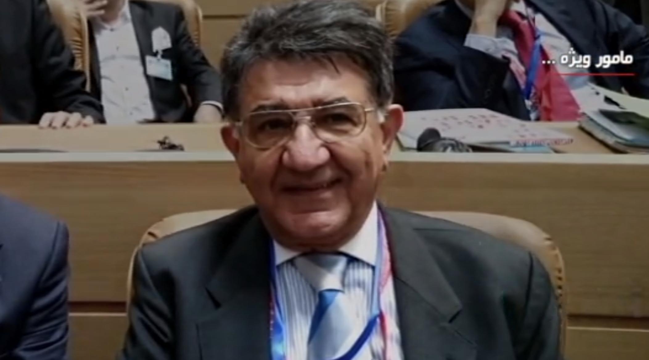 Angeblicher BND-Spion im iranischen Fernsehen