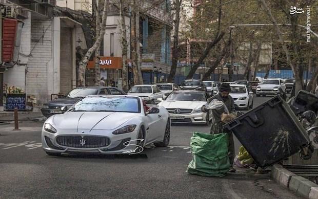 Müllsucher in Teheran