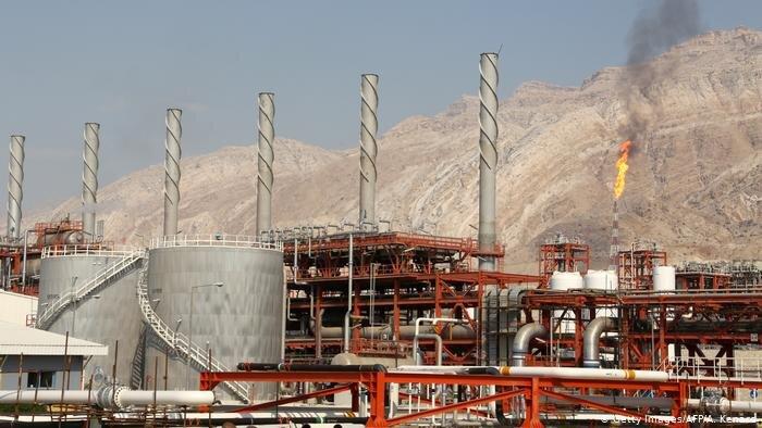 Unter dem Druck der USA zog sich China aus dem gemeinsamen Projekt South-Pars-Gasfeld mit dem Iran zurück!