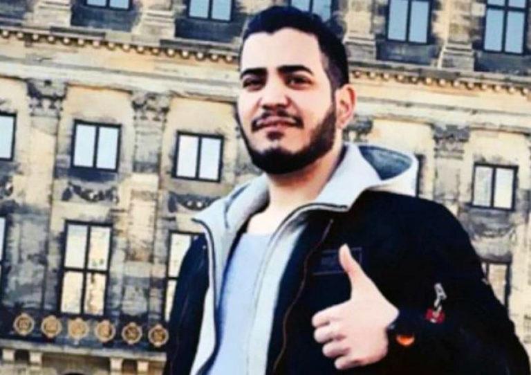 Amirhossein Moradi. Vater von Amirhossein, Moradi politischem Gefangenen begeht Suizid, Iran, Covid-19, Corona in Gefängnissen Iran