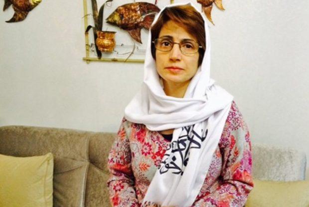 Nasrin Sotoudeh in Lebensgefahr