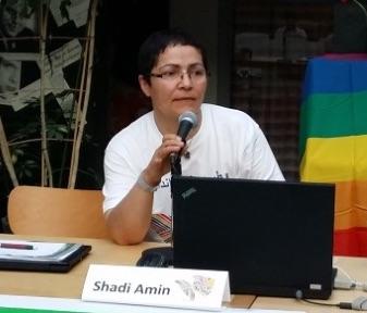 Shadi Amin: Wir nehmen an, dass zwischen acht bis zehn Millionen Menschen im Iran homosexuell oder transsexuell sind!