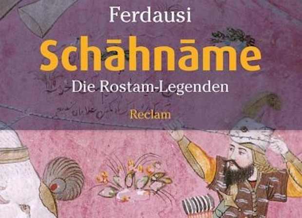 Iran-Königsbuch-Shahname