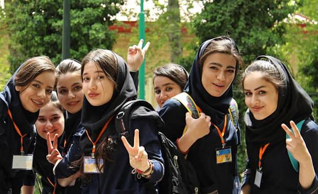 Iranische Jugend
