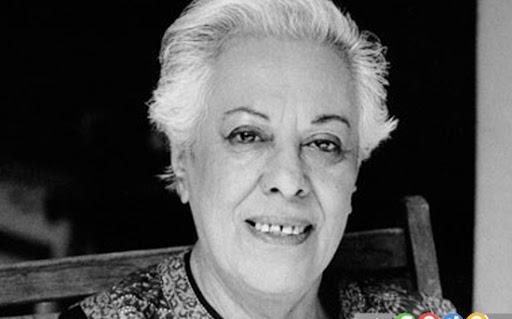Simin Daneshvar, erste Romanautorin des Iran
