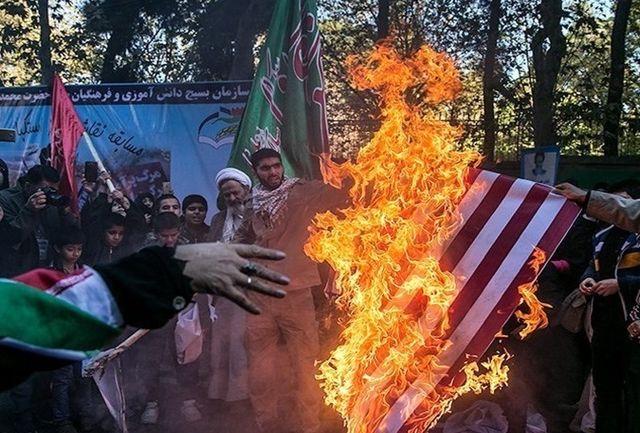 Für die Beantwortung der Sanktionsfrage genügt den iranischen Machthabern ein Wort: Feindschaft!