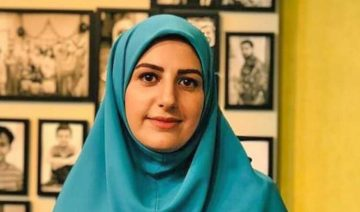 Rosita Ghobadi, Iran, Ausschluss aus der Moderation,