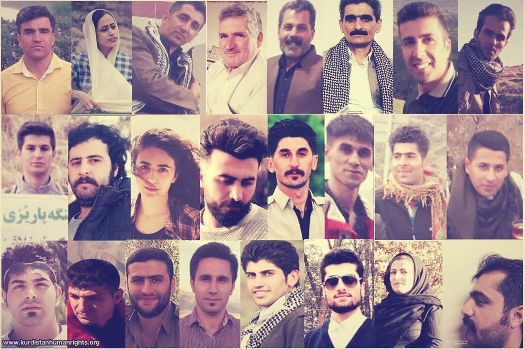 Iran Festnahmen Kurden, Iran Menschenrechte, Menschenrechtsnetzwerk von Kurdistan, Minderheiten im Iran, Westaserbaidschan, Kurdestan, Kurden im Iran, Geheimdienst der Revolutionsgarde im Iran, Geheimdienstsministerium Iran
