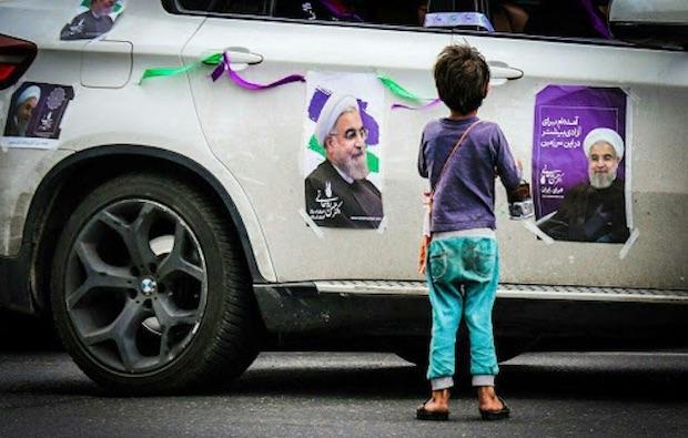 Armut und Herrschaft im Iran