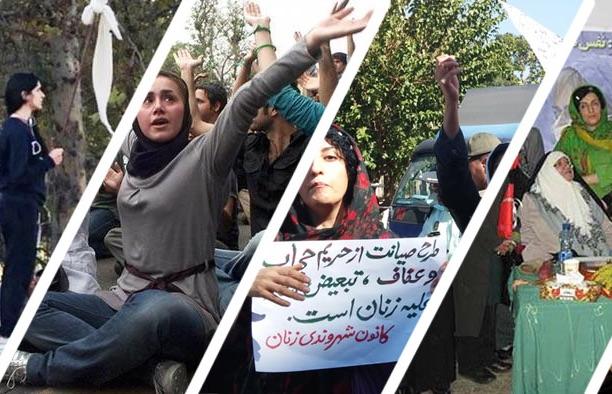 Frauenrecht im Iran, Diskriminierung von Frauen im Iran, Zwangsverschleierung, Scheidungsrecht,