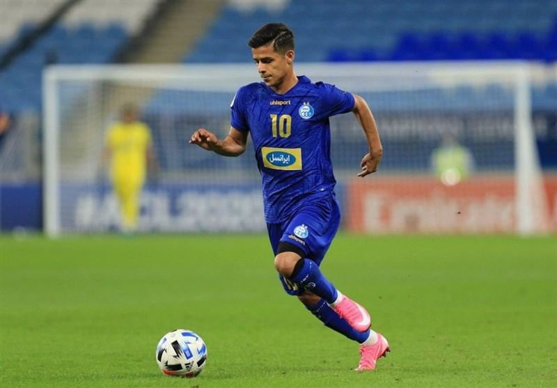 Mehdi Ghaedi, bester junger Fußballer Asiens, Asien Fußballverband, AFC, Esteghlal, Persepolis