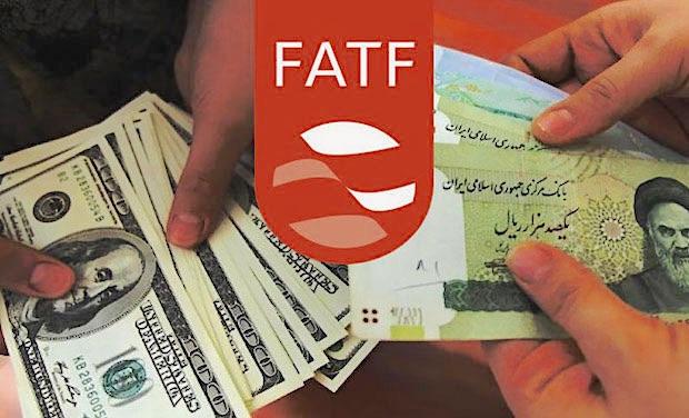 Iran versus FATF - Symbolbild