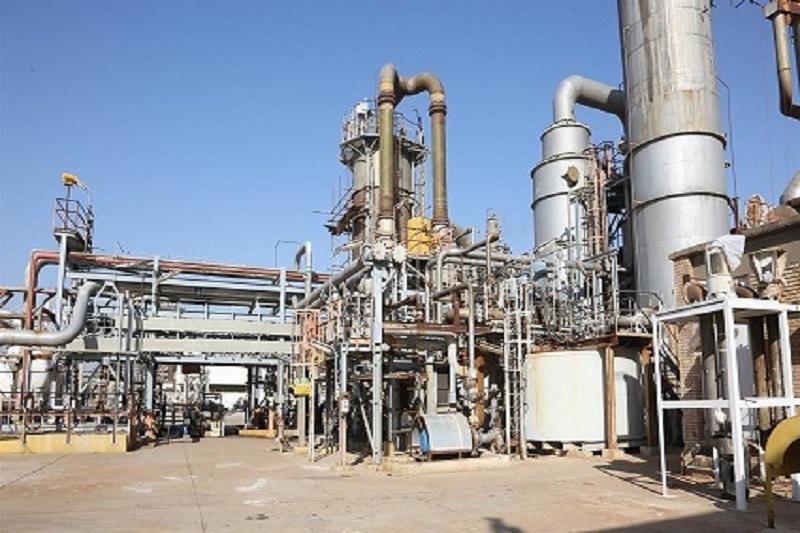 Die Ölraffinerien des Iran sind wegen der Sanktionen zum Teil veraltet und sanierungsbedürftig!